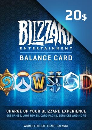 20$ Blizzard