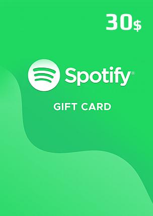 30$ Spotify